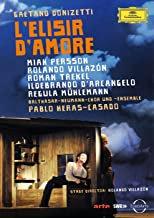 Donizetti DVD Elisir d'Amore Pablo Heras-Casado