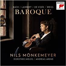 Baroque Nils Monkemeyer Bach, Lambert, de Visée, Weiss