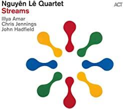 Nguyen Lê Quartet Streams Illya Amar/Chris Jennings/John Hadfield
