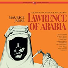 BOF Lawrence d'Arabie - Maurice Jarre DDAY Vinyle