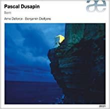 Pascal Dusapin Item Arne Deforce-Benjamin Dieltjens