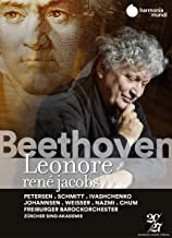 Beethoven Leonore René Jacobs Freiburger Barockorchester
