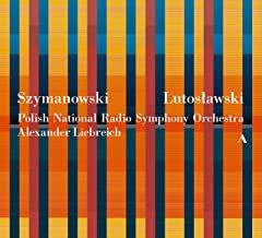 SZYMANOWSKI LUTOSLAWSKI Coffret Polish National Radio Symphony Orchestra