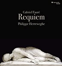 Gabriel Faure Requiem Herreweghe Vinyle