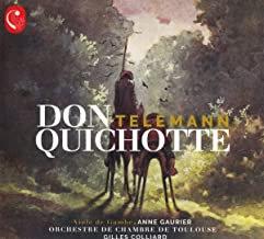 Don Quichotte Telemann Orchestre de Chambre de Toulouse Gilles Colliard