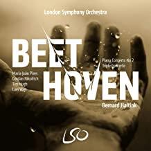 Beethoven Triple Concerto & Piano Concerto N°2 Bernard Haitink LSO Maria Joao Pi