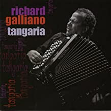 Richard Galliano - Tangaria Vinyle