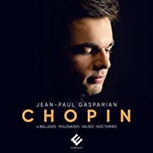 Chopin Jean-Paul Gasparian 4 Ballades, Polonaises, Valses, Nocturnes