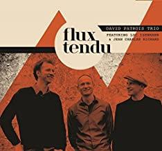 David Patrois Trio Flux Tendu