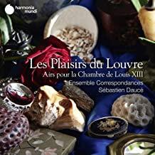 Les Plaisirs du Palais Ensemble Correspondances Sébastien Daucé
