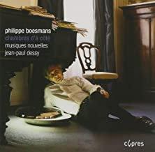 Philippe Boesmans Chambres d'à Côté Jean-Paul Dessy