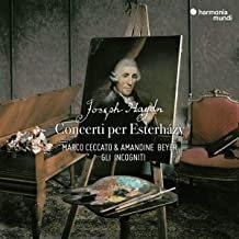Haydn concerti per Esterhazy Gli Incogniti Amandine Beyer