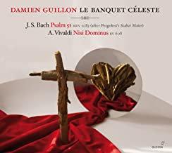 Bach/Vivaldi Damien Guillon Le Banquet Céleste