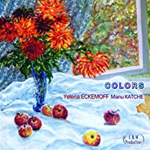 Yelena Eckemoff Colors Manu Katché Piano-Drums