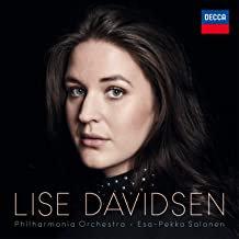 Lise Davidsen Philharmonia Orchestra Esa- Pekka Salonen