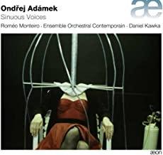 Ondrej Adamek Sinuous Voices Ensemble Orchestral contemporain