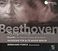 AKADEMIE FUR ALTE MUSIK Bernhard FORCK  Beethoven symphony N°6