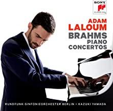 Brahms Concertos Piano N° 1 & 2 Adam Laloum Rundfunk-Sinfonieorchester Berlin