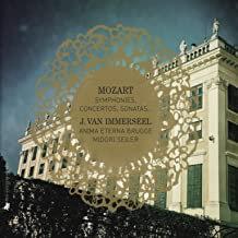 Anima Eterna Mozart orchestral coffret