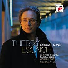 Thierry Escaich Baroque Song