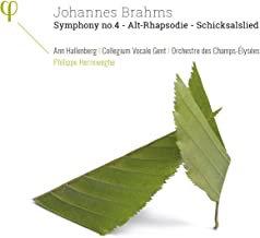 Herreweghe Brahms symphony N°4