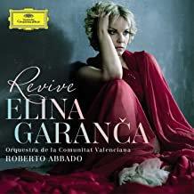Elena Garanca Revive Orchestra de la Comunitat Valentiana Roberto Abbado