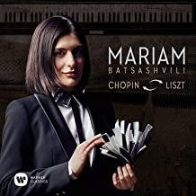 Mariam Batsashvili Chopin/Liszt Piano