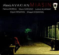 Alexis Avakian Miasin Fabrice Moreau-Mauro Gargano-Ludovic Allainmat-Artyom Mina