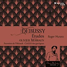 Claude Debussy Roger Muraro Etudes Piano