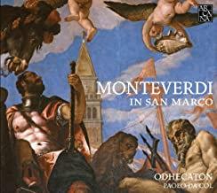 Monteverdi A San Marco Odhecaton Paolo da Col