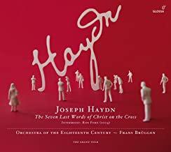 Haydn Orchestra of the Eighteenth Century Franz Bruggen  The seven last words
