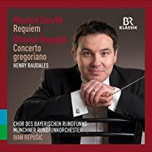 Chor Bayerische Rundfunk Ivan Repusic Duruflé Requiem