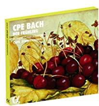 Café Zimmermann CPE Bach Der Frühling