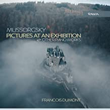 François Dumont Mussorgsky Pictures at an Exhibition Piano