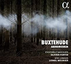 Buxtehude Ensemble Masques Vox Lulminis Abendmusiken