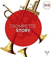Trompette Story Coffret 2 CDS Romain Leleu