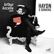 Haydn 3 Sonates N°31, 30, 62 Arthur Ancelle Piano
