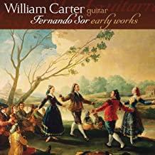 William Carter Fernado Sor guitare