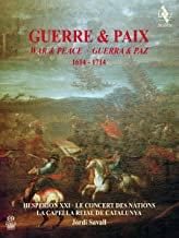J. Savall Guerre et Paix
