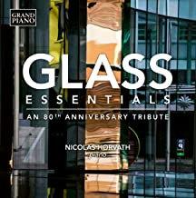 Glass Essentiels - Nicolas Horvath piano Vinyle