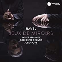 Javier Perianes Jeux de Miroirs Maurice Ravel Orchestre de Paris Josep Pons