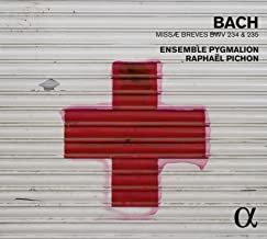 Bach ensemble Pygmalion Pichon Messes Brèves