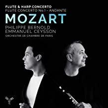 Mozart Ceysson/ Bernold Flûte & Harpe