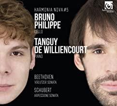 Bruno Philippe-Tanguy de Williencourt Harmonia Nova Beethoven/Schubert