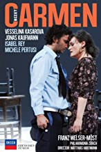 Bizet Carmen Franz Welser-Möst Vesselina Kasarova Jonas Kaufman DVD