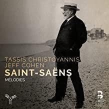 Tassis Christoyannis Jeff Cohen Saint-Saëns Mélodies