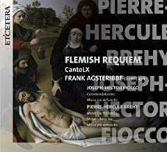 Flemish Requiem CantoLX Frank Agsteribbe