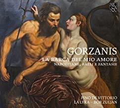 Gorzanis La Barca del Mio Amore Pino de Vittorio