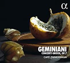 Geminiani Concert Grossi Café Zimmermann