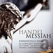 Haïm Concert d'Astrée Haendel Le messie